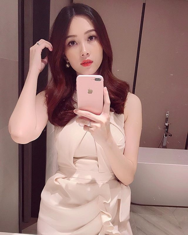 Dang Thu Thao khoe gia dinh anh 2