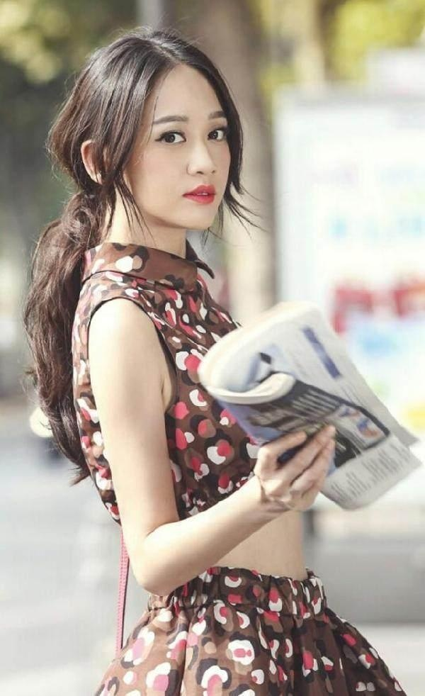 Trần Kiều Ân: 'Đông Phương Bất Bại' tuổi U40 vẫn như 20 - Sao Châu Á marry