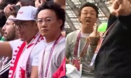 'Ong hoang am nhac' TQ gio ngon tay thoi, chui boi o World Cup 2018 hinh anh