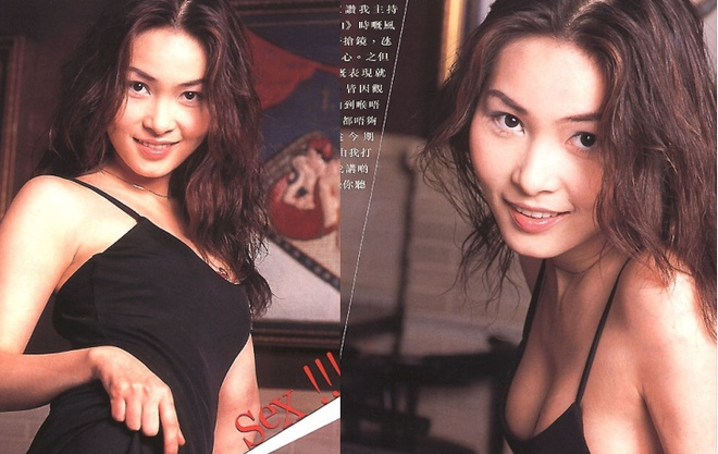 Tran Chieu Chieu: Tu my nhan phim cap ba thanh trieu phu Hong Kong hinh anh