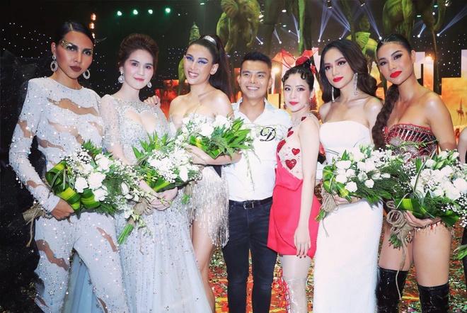 Pham Huong len tieng ve clip tranh cai voi Huong Giang Idol hinh anh 3