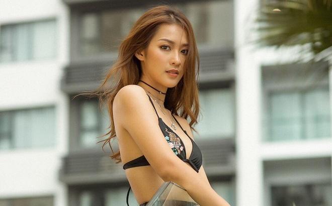 Kha Ngan: Tu hot girl tai tieng den nu chinh 'Hau due mat troi' hinh anh