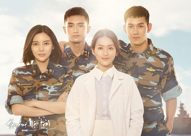 Cong bo dan sao 'Hau due mat troi' ban Viet, Nha Phuong khong tham gia hinh anh