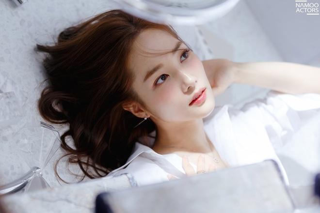 Ngoai hinh goi cam cua 'Thu ky Kim' Park Min Young hinh anh 11