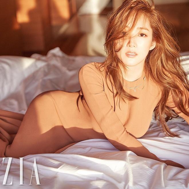 Ngoai hinh goi cam cua 'Thu ky Kim' Park Min Young hinh anh 10