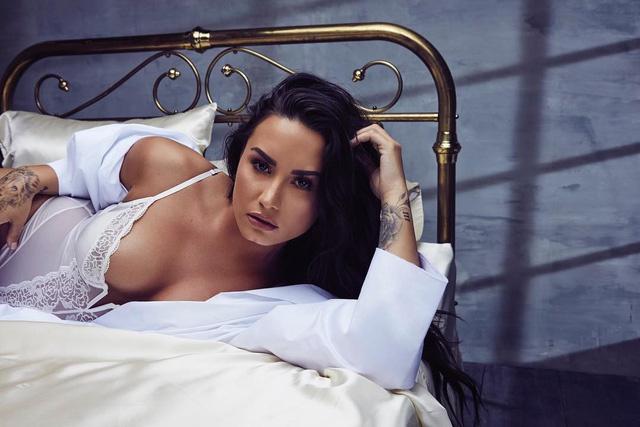 Nu ca si Demi Lovato nhap vien vi dung ma tuy qua lieu hinh anh 1