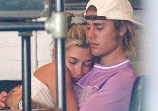 Justin Bieber tinh cam ben Hailey Baldwin anh 2