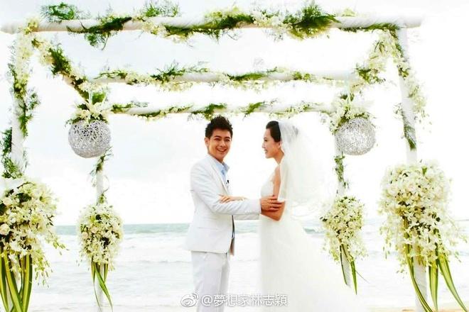 Lam Chi Dinh ky niem 5 nam ngay cuoi, phu nhan vo mang bau lan 3 hinh anh 1