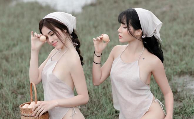 Cơ quan chức năng vào cuộc vụ á hậu Việt chụp ảnh phản cảm ở Đà Lạt - Sao  Việt - ZING.VN