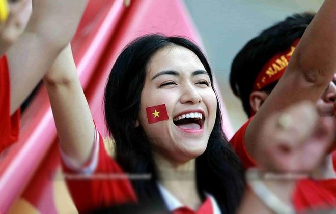 Ban trai len tieng khi Hoa Minzy sang Indonesia co vu Olympic Viet Nam hinh anh