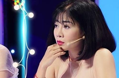 Truoc khi nhap vien, Mai Phuong van len song truyen hinh hinh anh