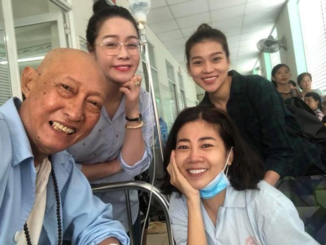 Phung Ngoc Huy: Suy sup vi bi tay chay, pha roi khi Mai Phuong bi benh hinh anh 3