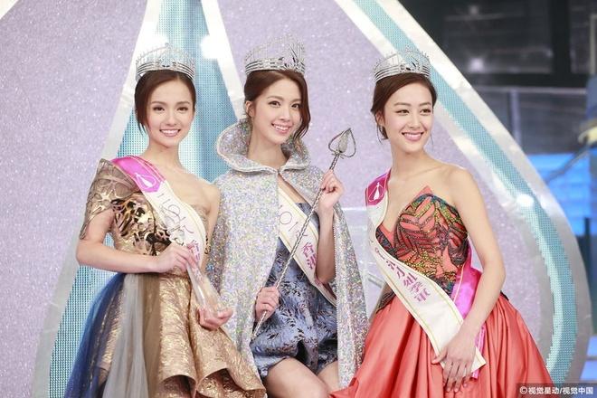 Nhan sac nhat nhoa cua tan Hoa hau Hong Kong 2018 hinh anh
