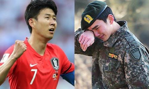 Dau chi Son Heung-min, sao nam Han Quoc so nhap ngu nhu the nao? hinh anh