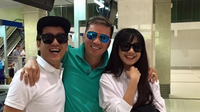 Dam Vinh Hung tiet lo Truong Giang cuoi Nha Phuong vao ngay 25/9 hinh anh