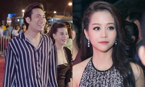 Cat Phuong, Kieu Minh Tuan va An Nguy mat gi sau on ao 'tinh tay ba'? hinh anh