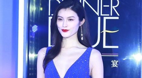 Siêu mẫu Trung Quốc Sui He già và kém sắc vì lỗi trang điểm