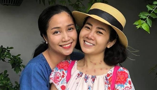 Sau khi xuat vien, Mai Phuong sang tung kinh, dem ho va mat ngu hinh anh