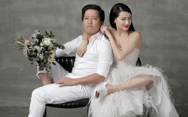 Nha Phuong va Truong Giang di dep to ong chup anh cuoi hinh anh