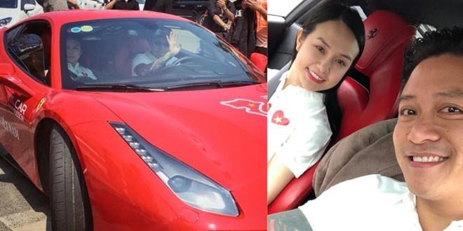 Sieu xe Ferrari vo nat, Tuan Hung noi: 'Khoe manh se lam lai duoc' hinh anh 2