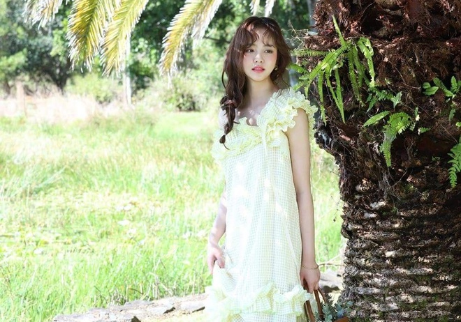 Kim So Hyun xinh dep anh 7