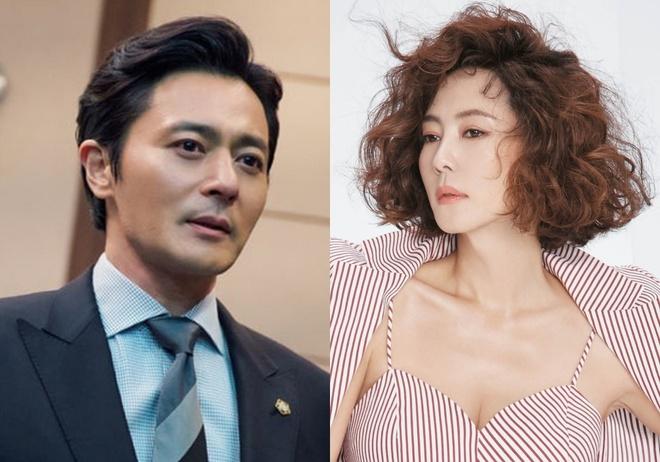 Jang Dong Gun va Kim Nam Joo bi co quan thue Han Quoc kiem tra hinh anh