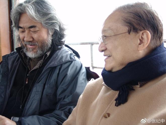 Luu Duc Hoa, Ly Nhuoc Dong thon thuc khi nghe tin Kim Dung qua doi hinh anh 4