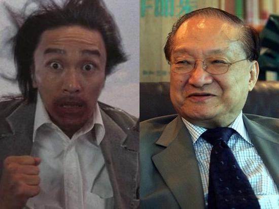 Chau Tinh Tri va Kim Dung tro thanh ban be nhu the nao? hinh anh 3