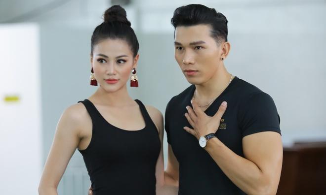 Phuong Khanh vuong tin mua giai Hoa hau Trai dat 2018, e-kip len tieng hinh anh 2