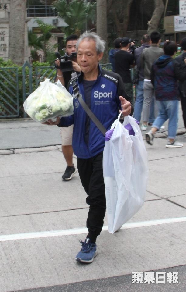 Chi vai nguoi than du le hoa tang cua Lam Khiet Anh hinh anh 2