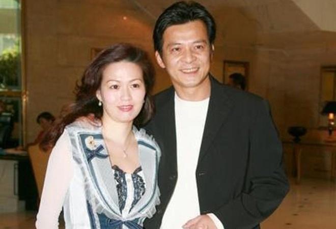 'Ngu ho tuong' Huynh Nhat Hoa gap kho khan khi vo tai phat ung thu hinh anh