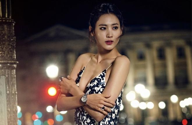 'Xa nu' Claudia Kim - nhan sac quyen ru no muon cua showbiz Han hinh anh