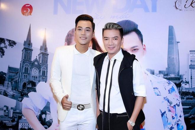 Phan Ngoc Luan va Dam Vinh Hung anh 3