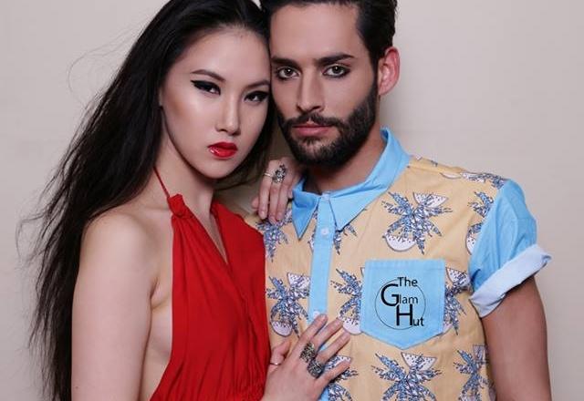 Mau nu goc Viet cham ngoi vu tay chay Dolce & Gabbana o Trung Quoc hinh anh