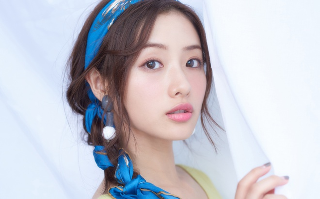 Ishihara Satomi - bieu tuong sac dep cao 1,57 m cua Nhat Ban hinh anh