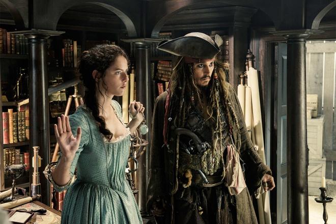 Da Johnny Depp khoi 'Cuop bien', Disney tiet kiem 90 trieu USD hinh anh 1