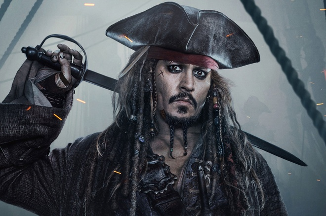 Da Johnny Depp khoi 'Cuop bien', Disney tiet kiem 90 trieu USD hinh anh