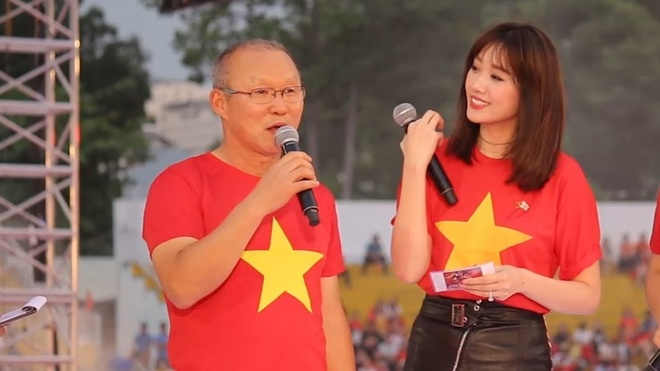 HLV Park Hang-seo co the tham gia Running Man ban Viet sau Asian Cup hinh anh