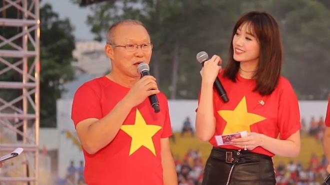 HLV Park Hang-seo co the tham gia Running Man ban Viet sau Asian Cup hinh anh 1