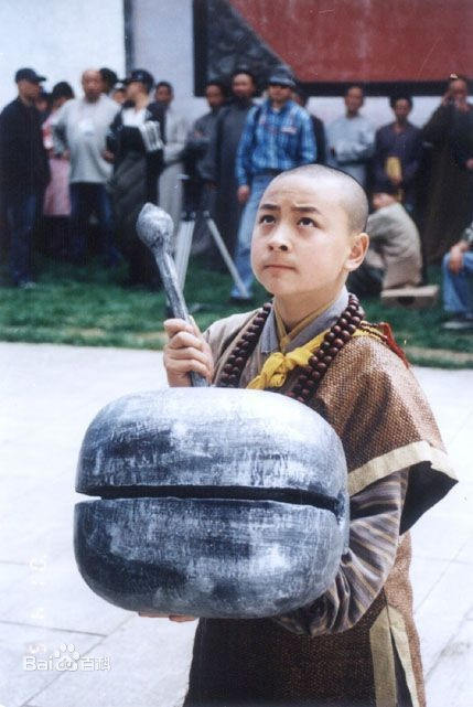 Vuong Bao Cuong xuc dong khi gap 'su thuc Thieu Lam' Thich Tieu Long hinh anh 6
