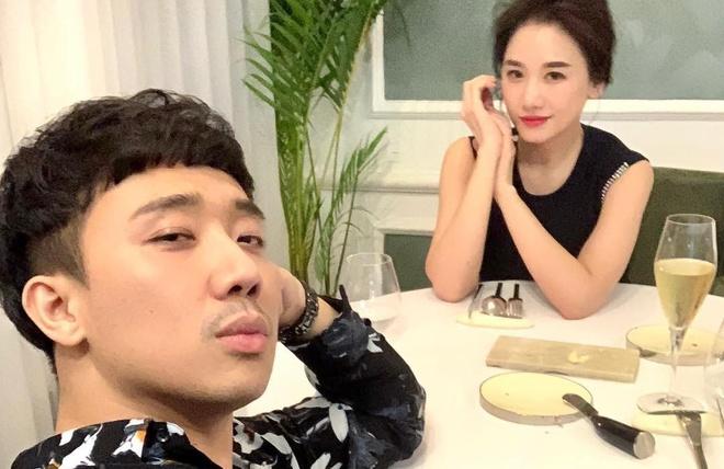 Hari Won viet cho Tran Thanh: 'Cam on da yeu toi 3 nam nha' hinh anh 1