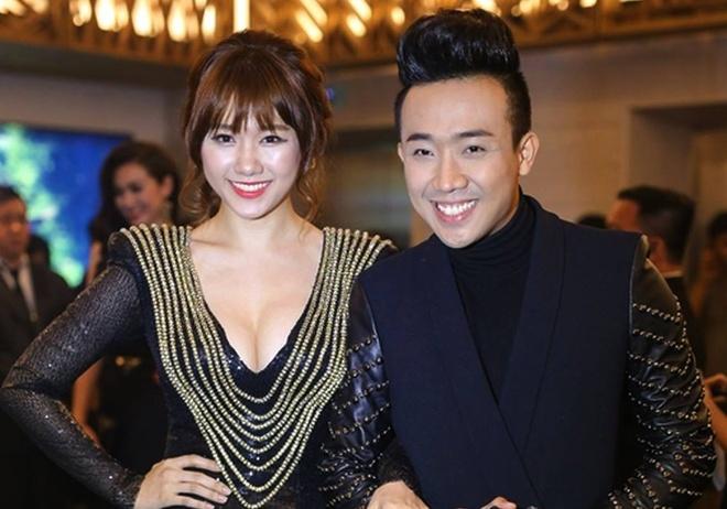 Hari Won viet cho Tran Thanh: 'Cam on da yeu toi 3 nam nha' hinh anh