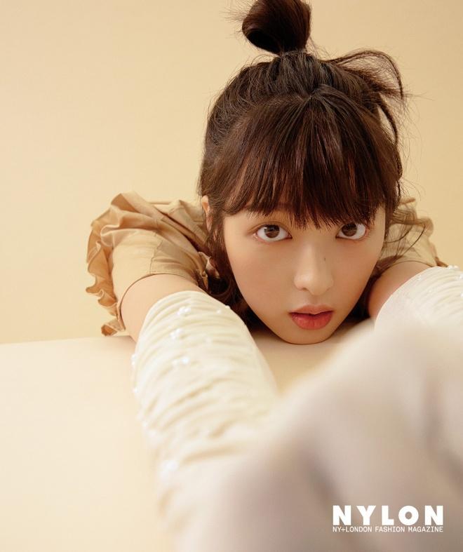 Kim Bo Ra - tu 'ban sao Sulli' den hien tuong showbiz Han Quoc 2019 hinh anh 1