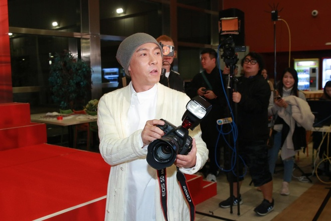 Lanh dao TVB het loi tan duong Truong Ve Kien hinh anh 6
