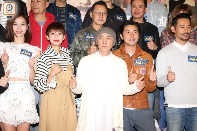 Lanh dao TVB het loi tan duong Truong Ve Kien hinh anh 5
