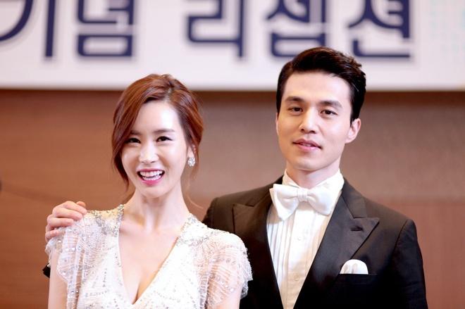 Lee Da Hae dau tim khi xem Viet Nam da anh 2