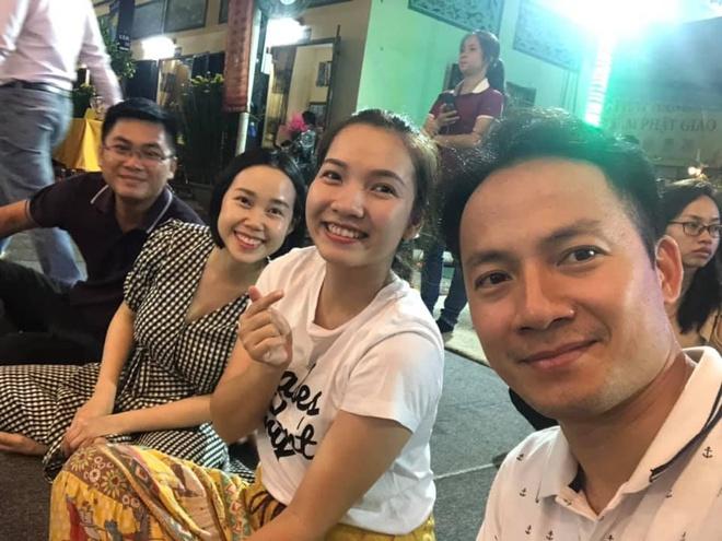 Dam Thu Trang don Tet ben Cuong Do La va me chong hinh anh 5