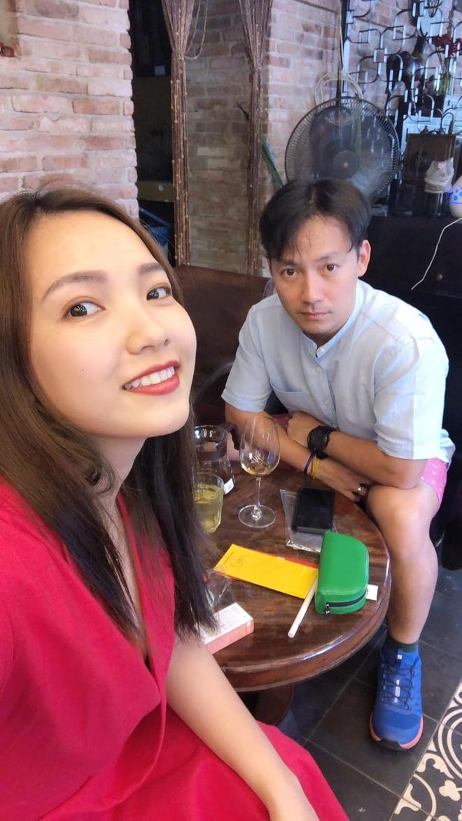 Dam Thu Trang don Tet ben Cuong Do La va me chong hinh anh 4