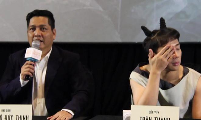 Duc Thinh: 'Tran Thanh da sai voi toi va e-kip Trang Quynh' hinh anh 1