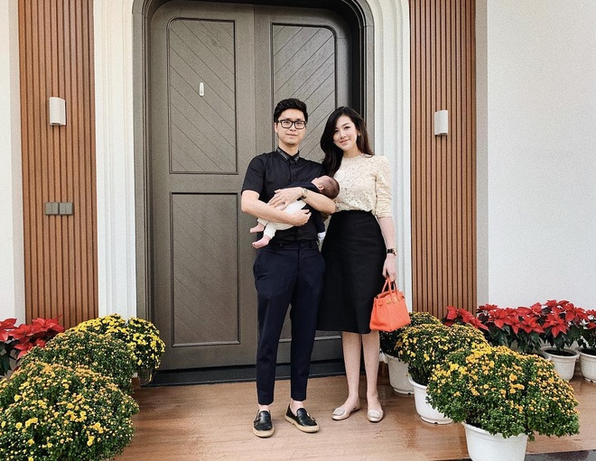 Truong Giang, Nha Phuong va Valentine cua nhung sao Viet moi ket hon hinh anh 7